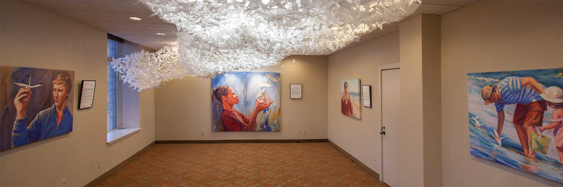 ArtPrize 2013: Wing and a Prayer exhibit