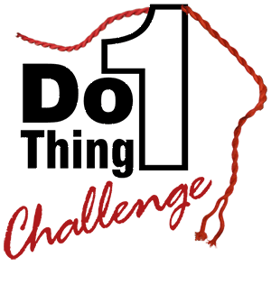 Take the Do 1 Thing Challenge
